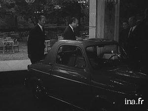 1957 LA VESPA 400