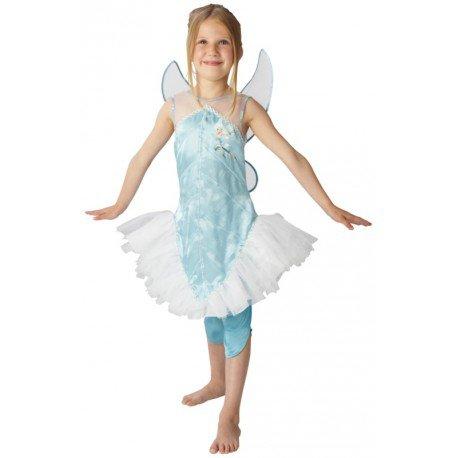 Déguisement Fée Cristal™ Disney fille Fée des Glaces : Déguisements