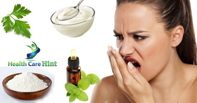 Home Remedies for Curing Bad Breath - Healthier Central