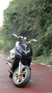L'univers du scoot