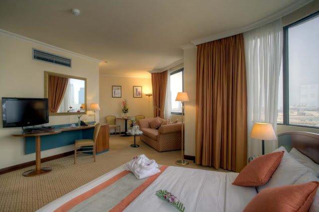 Hotels in Abu Dhabi Marina Mall Tower