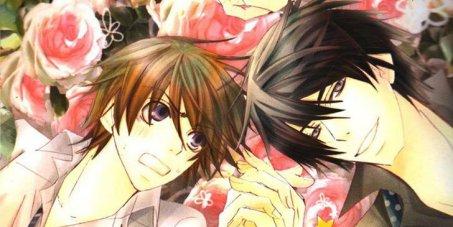 Pour la publication française du manga Sekai-ichi Hatsukoi de Nakamura Shungiku