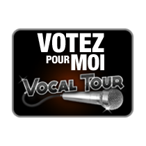 Votez Mandy au VOCAL TOUR