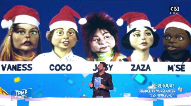 Selon TPMP, les Minikeums seraient de retour en septembre sur France Télévisions (VIDEO) Actu - Télé 2 Semaines