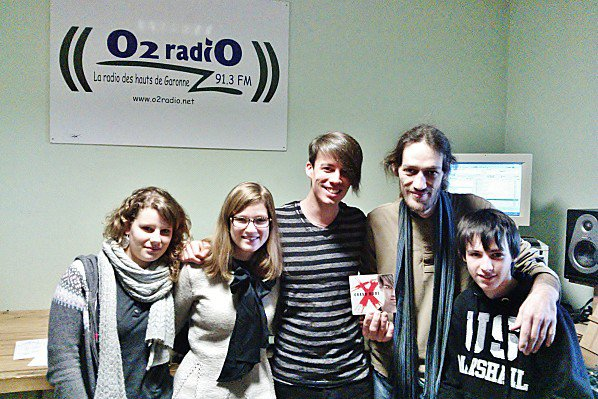 INTERVIEW sur O2 RADIO