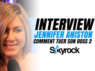 "Interview Red Carpet de Jennifer Aniston ""Comment tuer son boss 2 ?"" - Vidéo Skyrock"