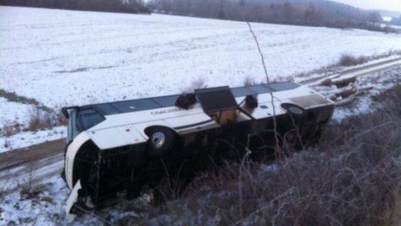 Accident de car à Vincey (Vosges) - France 3 Lorraine