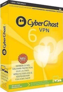 CyberGhost 6.0 2018 Crack and Serial Key Full Download