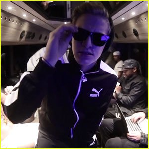 Cody Simpson & Crew Do the 'Harlem Shake' – Watch Now!