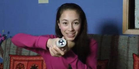 Teen Invents Flashlight That Could Change The World