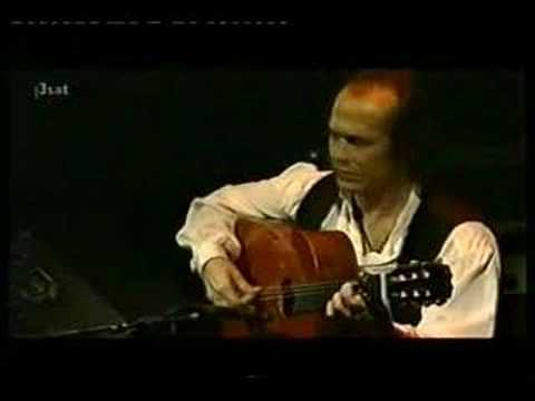 "Paco de Lucia ""la Barrosa"" - YouTube"