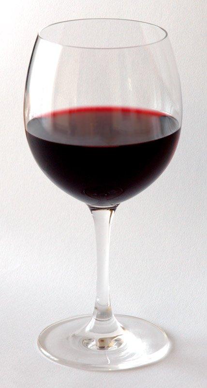 Vin rouge j'adore