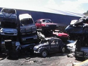 Feast on the Cash for Scrap Cars policy by towers in Sydney