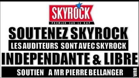 Vidéo Skyrock : Le soutien de François Hollande - Flobo72 - Actu / Buzz
