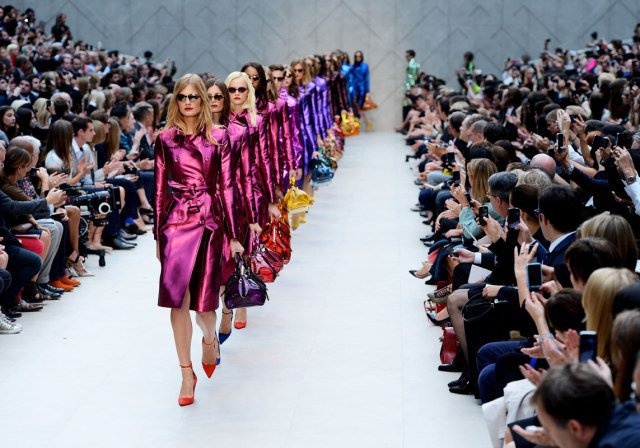 Schedule Announced for London Fashion Week - Haute Living