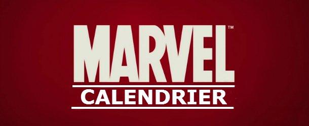 Le calendrier des futurs films Marvel (2016 – 2020)