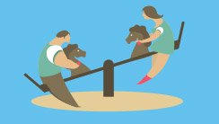 Égalité entre les parents : où te situes-tu?