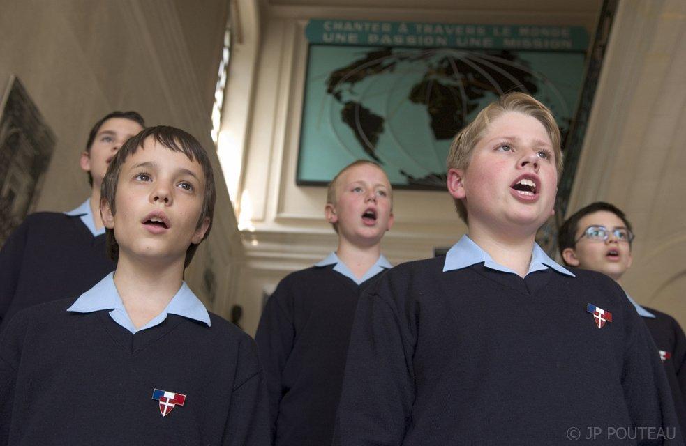 Les Petits Chanteurs à la Croix de Bois - 110 ans d'histoire