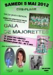 GALA DE MAJORETTES