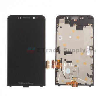 BlackBerry Z30 LCD Screen and Digitizer Assembly - Black - ETrade Supply