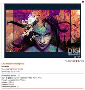 Christophe Dougnac - Artiste/Auteur
