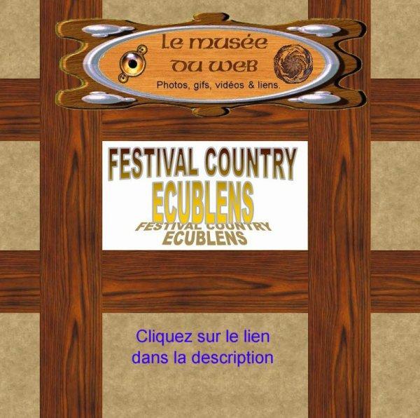 le musee du web :: Ecublens (festival country Destiny)