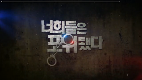 Screenshots You're all surrounded
