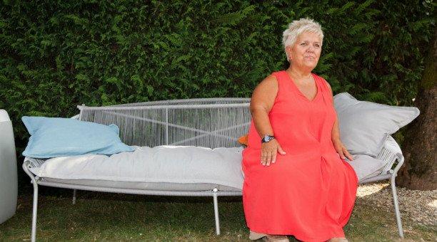 Mimie Mathy se confie sur son rôle de belle-mère et de grand-mère