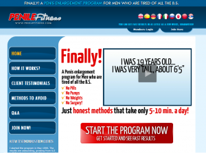 Penile Fitness Review – Before and After Picture Proof ! – Does It Really Work? – Must SEE