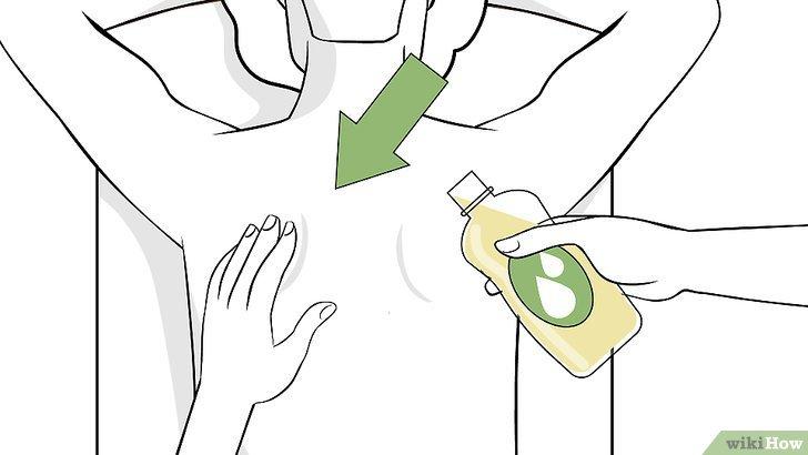 Comment faire un massage?