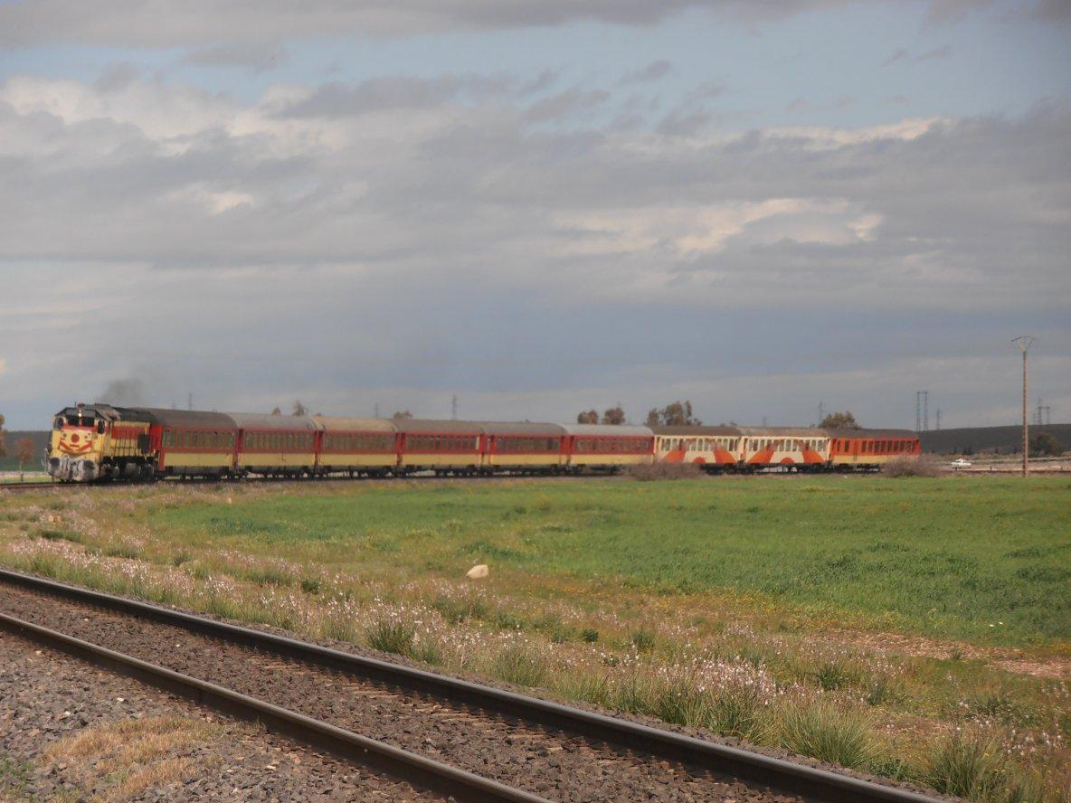 Mon nouveau site web : Trains du Maroc