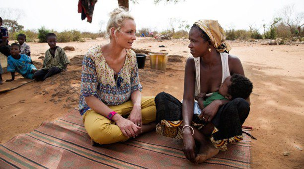 """Nouvelle ambassadrice d'Unicef France, Elodie Gossuin : """"C'est une reconnaissance de ce que je fais à leurs côtés"""" Interviews - Télé 2 Semaines"""