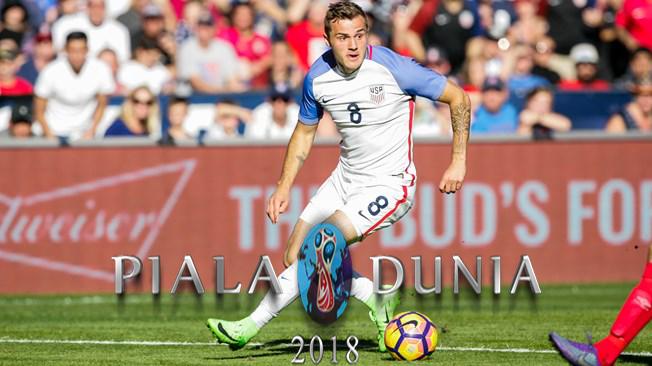 Morris Ingin Tampil Mengesankan Di Bawah Pelatih Arena – Piala Dunia 2018