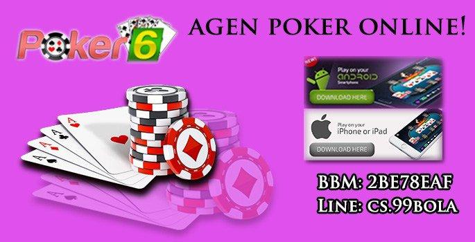 Memilih Agen Judi Poker Bank BRI Terpercaya