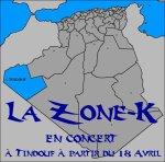 """La Zone-K en concert à Tindouf """"تندوف"""" à partir du 18 jusqu'au 25 Avril 2011 - Rap Algerien - Dark Road Production - Systeman..."""