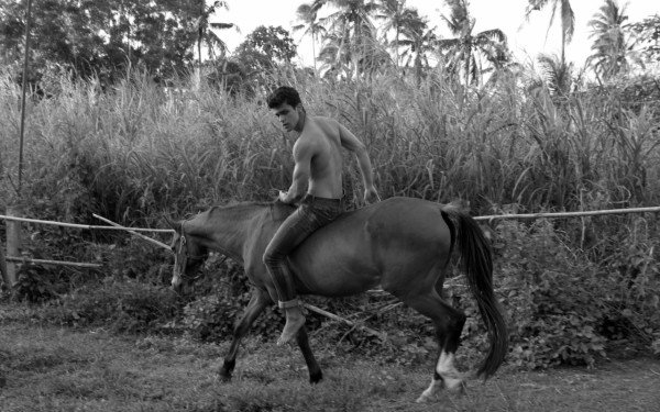 João, the sexiest lonesome cowboy in the world!