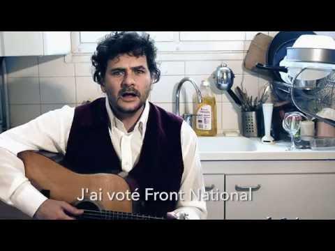 Gilles Roucaute : 'J'ai voté Front National', une chanson qui dérange les extrémistes