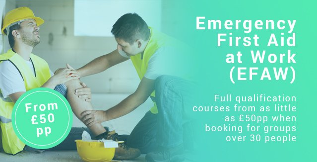 First Aid Training for Large Groups - First aid courses in Bristol