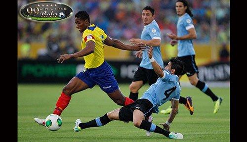 Prediksi Ekuador vs Uruguay 13 November 2015
