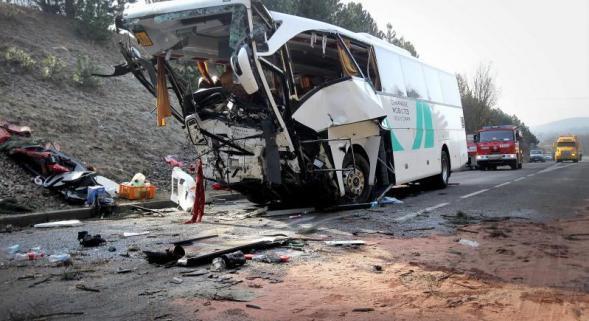 Accident de car : l'enquête bouclée en fin d'année