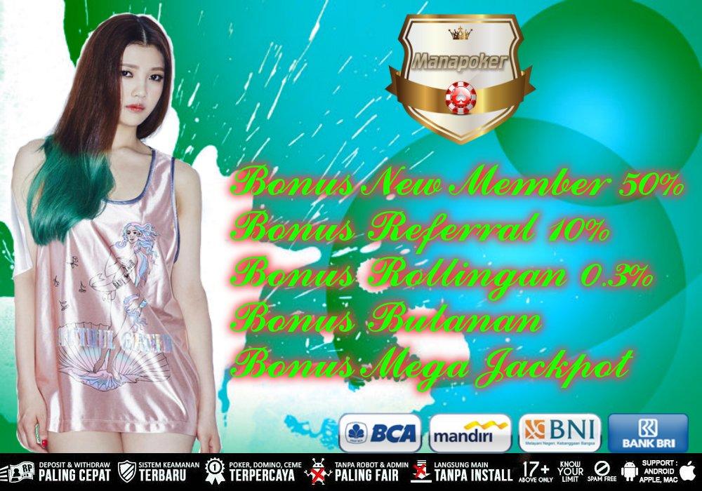 Situs Agen Ceme Online Deposit Murah | Manapoker