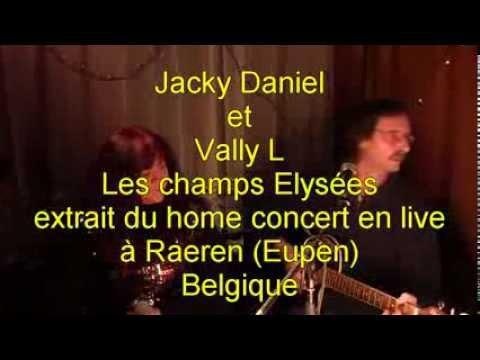 Joe Dassin - Les Champs-Elysées (par jackydaniel)