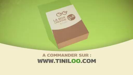 La Box créative Gulli by Tiniloo - Actu - Quoi d'neuf ? Gulli