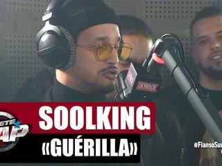 "Soolking ""Guérilla"" #PlanèteRap - Vidéo Skyrock"