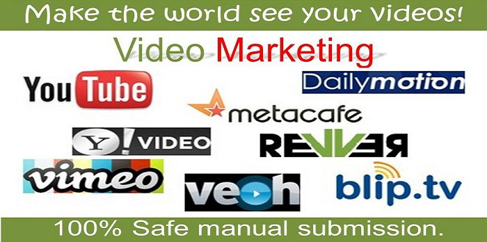 Best video sharing sites List - submit video