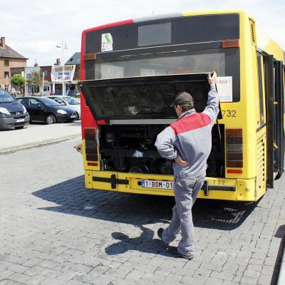46 bus du TEC étaient en panne lundi et mardi à Liège: La faute à un bug informatique, explique la direction