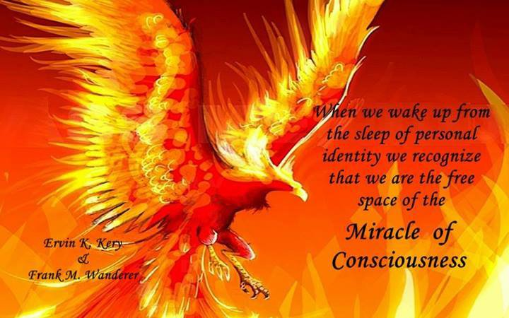 BIRD OF CONSCIOUSNESS...