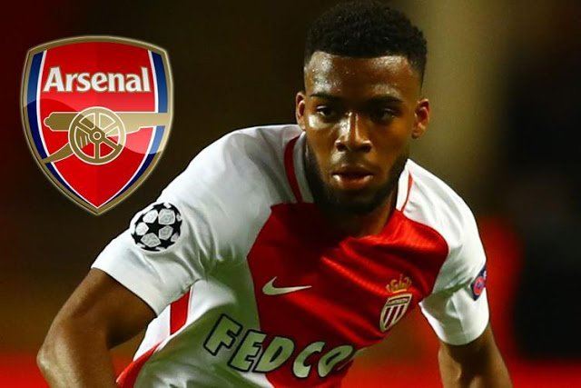 EXCLUSIVE: Arsenal strike Thomas Lemar deal with Monaco - Daily Soccer News