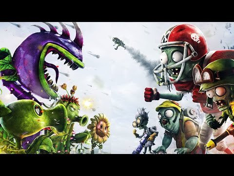 #Buzz ▶ #JeuPS4 - #PlantsVSZombies #GardenWarfare - #Trailer #PS4