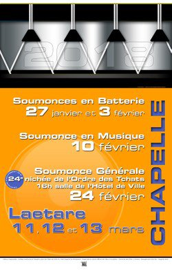 Laetare 2018 — Chapelle-lez-Herlaimont
